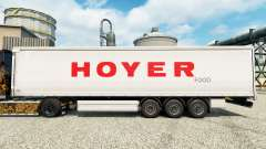 Hoyer pele para reboques para Euro Truck Simulator 2