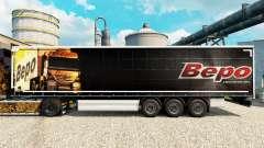 Bepo pele para reboques para Euro Truck Simulator 2