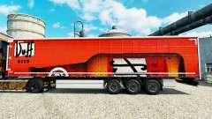 Pele Duff na semi para Euro Truck Simulator 2