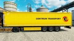 Pele Centrum Transporte de semi-reboques para Euro Truck Simulator 2