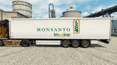 Pele Monsanto imagine na semi para Euro Truck Simulator 2