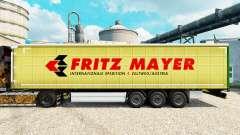 Pele Fritz Mayer na semi para Euro Truck Simulator 2