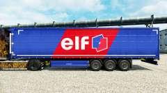 Pele Elf na semi para Euro Truck Simulator 2