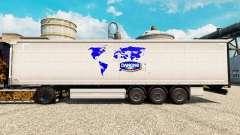 Pele Danone para reboques para Euro Truck Simulator 2