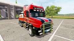 Scania T164 fuel para Farming Simulator 2017