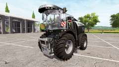 Krone BiG X 580 limited edition v1.1 para Farming Simulator 2017