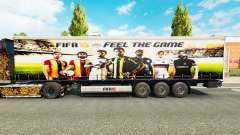 Pele FIFA15 v1.1 para reboques para Euro Truck Simulator 2