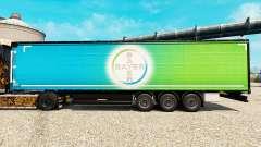 Pele Bayer para semi-reboques para Euro Truck Simulator 2