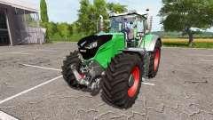 Fendt 1050 Vario v1.1 para Farming Simulator 2017