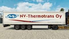 Pele NV-Thermotrans Oy em uma cortina semi-reboque para Euro Truck Simulator 2