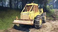 LKT 81 Turbo v3.0 para Spin Tires