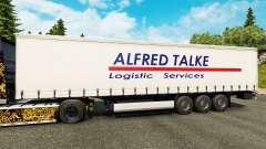 Pele Alfred Talke para reboques para Euro Truck Simulator 2