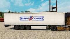 Pele Nijhof Wassink na semi para Euro Truck Simulator 2