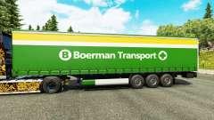 Pele Boerman Transporte de semi-reboques para Euro Truck Simulator 2