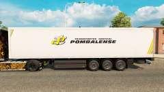 Pele Pombalense para reboques para Euro Truck Simulator 2