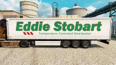 Eddie Stobart pele para reboques para Euro Truck Simulator 2
