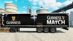 Guinness pele para reboques para Euro Truck Simulator 2