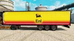Pele Eni para reboques para Euro Truck Simulator 2