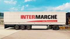 O Intermarche pele para reboques para Euro Truck Simulator 2