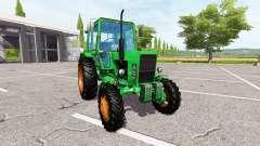 MTZ-82 Bielorrússia v2.0 para Farming Simulator 2017