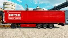 Pele Bartolini na semi para Euro Truck Simulator 2