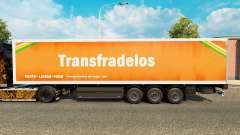 Pele Transfradelos para reboques para Euro Truck Simulator 2