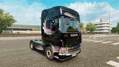 FDT pele para a Renault Magnum unidade de tracionamento para Euro Truck Simulator 2