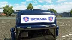 Publicidade caixa de luz para a Scania Streamline para Euro Truck Simulator 2