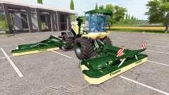 Krone BiG X 500 v1.5 para Farming Simulator 2017