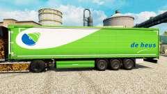 Pele De Heus para reboques para Euro Truck Simulator 2