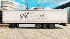 Pele Beton na semi para Euro Truck Simulator 2