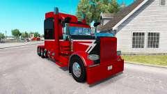 Pele Grande E Pouco para o caminhão Peterbilt 389 para American Truck Simulator