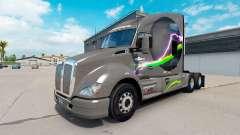 Affari de Transporte de pele para Kenworth T680 trator para American Truck Simulator