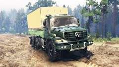 Mercedes-Benz Zetros 2733 A para Spin Tires