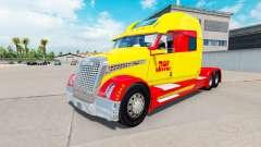Pele DHL para um Conceito de caminhão caminhão 2020 para American Truck Simulator