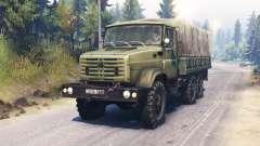 ZIL-4334 para Spin Tires