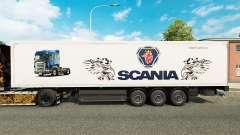 Pele Scania para reboques para Euro Truck Simulator 2