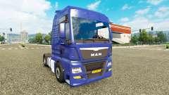 MAN TGX Euro 6 v2.1 para Euro Truck Simulator 2