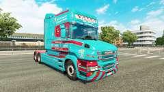 Pele Yates & Filhos para caminhão Scania T para Euro Truck Simulator 2