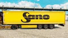 Pele Sano para reboques para Euro Truck Simulator 2
