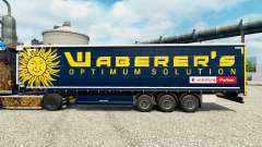 Waberers pele para reboques para Euro Truck Simulator 2