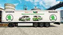 Škoda pele para reboques para Euro Truck Simulator 2