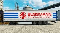 Pele semi Bussmann para Euro Truck Simulator 2