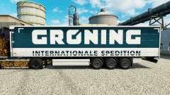 Pele Groening para reboques para Euro Truck Simulator 2