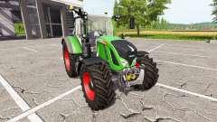 Fendt 720 Vario special v2.0 para Farming Simulator 2017