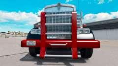 Pesados de pára-choque para Kenworth W900 para American Truck Simulator