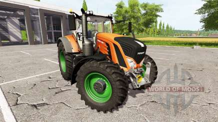 Fendt 930 Vario rims and body color choise para Farming Simulator 2017
