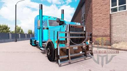 Peterbilt 379 remake para American Truck Simulator