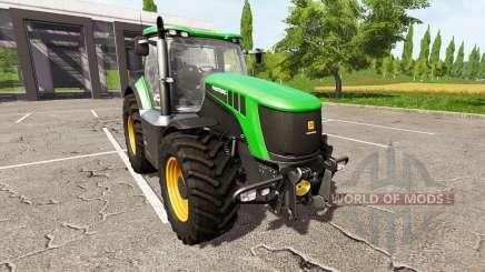 JCB Fastrac 8310 v1.1 para Farming Simulator 2017