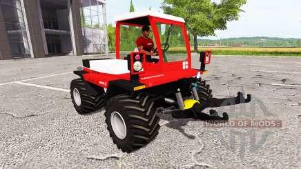Reform Metrac G3 v0.7 para Farming Simulator 2017